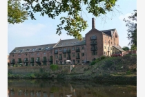 Apartment 14, The Old Brewery, Kingsland, Shrewsbury, Shropshire, SY3 7JD