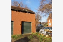 Garage At Former MEB Substation, Copthorne Road, Copthorne, Shrewsbury, Shropshire, SY3 8NW