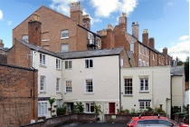 6 and 7, Town Walls, Shrewsbury, Shropshire, SY1 1TW