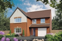 The Alder, PLOT 3, The Spinney, Oteley Road, Shrewsbury, Shropshire, SY2 6QS