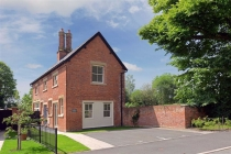 Gardeners Cottage, 18, Leighton Park, Shelton, Shrewsbury, Shropshire, SY3 5FT