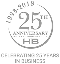 Holland Broadbridge - 25 Years of Business